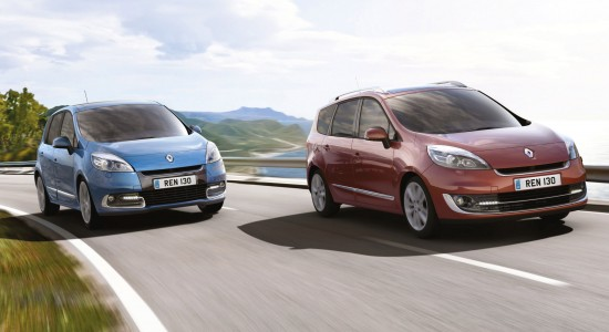 Renault Scenic UK