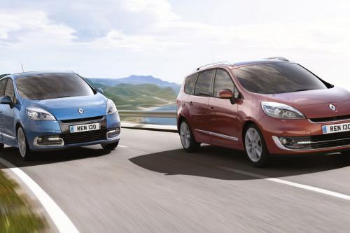 2012 Renault Scenic Великобритании по цене £18 325