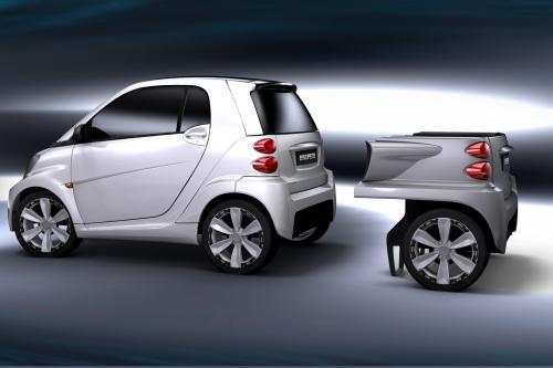 2012 Geneva Motor Show: Rinspeed Dock+Go Мобильность Системы