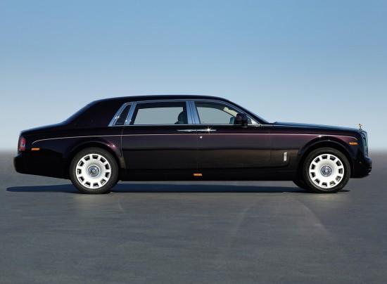 Rolls-Royce Phantom Extended Wheelbase