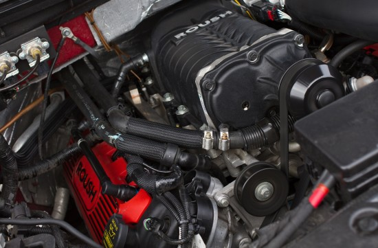 Roush Ford F150