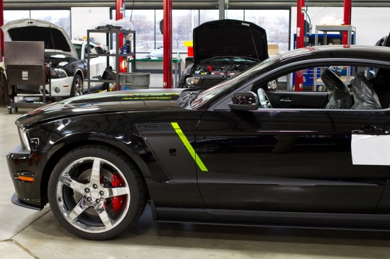 Roush Stage3 Ford Mustang