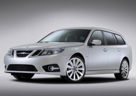 Saab 9-3 facelift