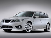 2012 Saab 9-3 facelift, 2 of 5