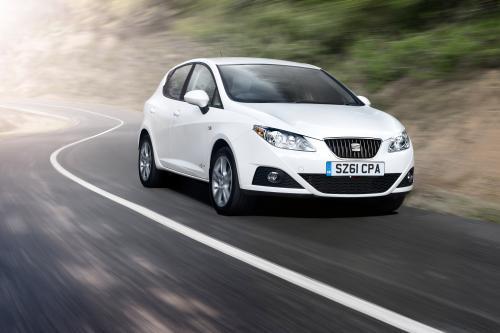 2012 Seat Ibiza 5-door SE Copa Цена - £10 699