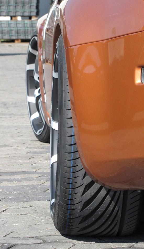 SENNER Nissan 350Z Gold