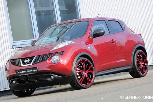 2012 Senner Nissan Juke 20 Tzunamee Candy Red spice будет ваша жизнь