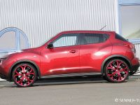 2012 Senner Nissan Juke 20 Tzunamee Candy Red , 2 of 10