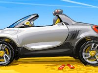 2012 Smart For-Us Concept, 3 of 13