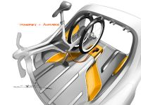 2012 Smart For-Us Concept, 6 of 13