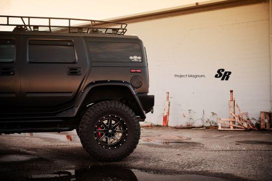 SR Auto Hummer