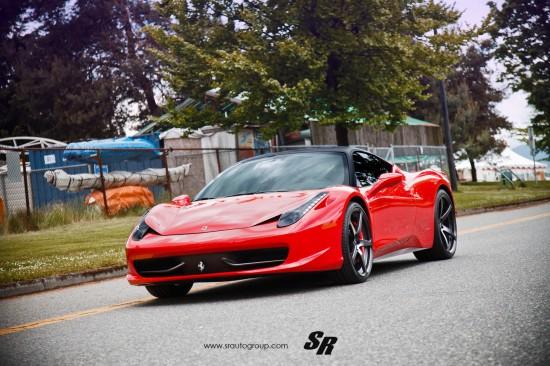 SR Ferrari 458 Italia Project Refined Beauty