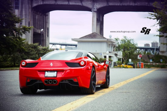 SR Ferrari 458 Italia Project Refined Beauty