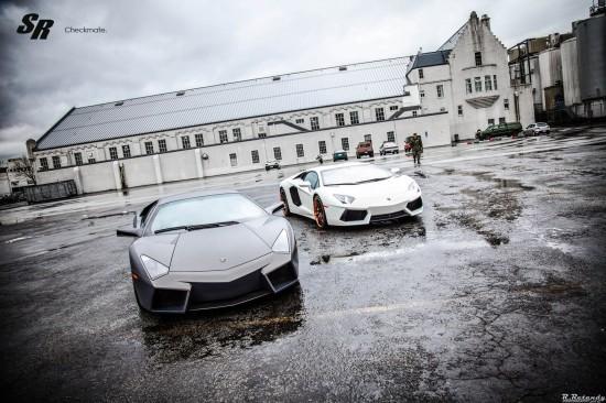 SR Lamborghini Aventador Project Supremacy