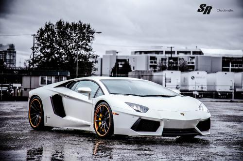 "2012 SR Lamborghini Aventador ""проект \"" превосходство""  - фотография lamborghini"