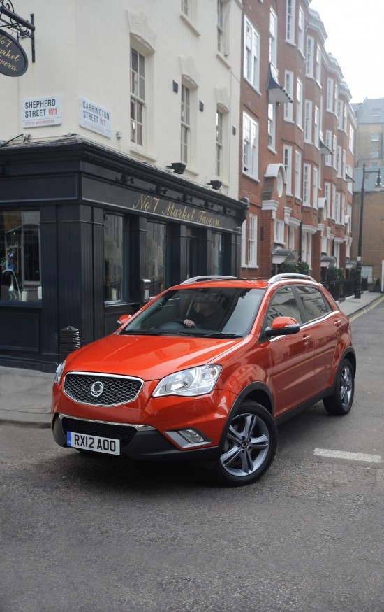 SsangYong Korando LE - Limited Edition