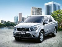 2012 SsangYong Korando Sports, 3 of 11