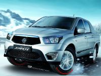2012 SsangYong Korando Sports, 4 of 11