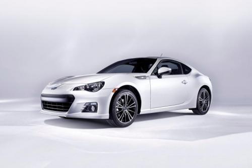 Новый Subaru BRZ
