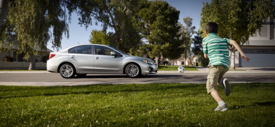 Subaru Impreza 2.0i limited 4-Door