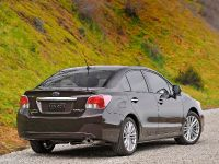 2012 Subaru Impreza 2.0i limited 4-Door, 8 of 9