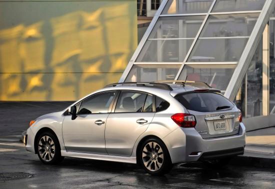Subaru Impreza 2.0i Sport Limited 5-Door