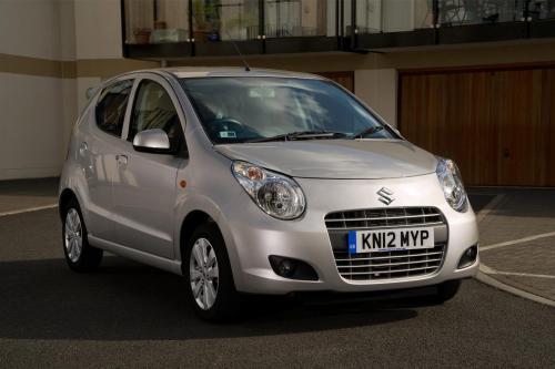 2012 Suzuki Alto обеспечивает превосходную топливную экономичность и низкие выбросы CO2