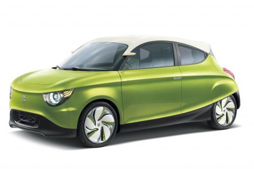 SUZUKI G70 – новый концепт от авто производителя. Первый фотографии