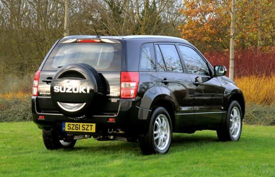 Suzuki Grand Vitara SZ-T