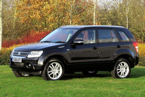 Suzuki Grand Vitara SZ-T с ограниченной