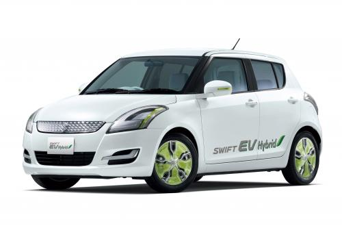 SUZUKI G70 и Suzuki Swift Range Extender на 82-м Женевском автосалоне
