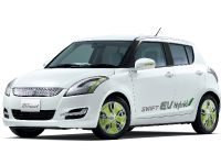 2012 Suzuki Swift Range Extender, 1 of 2