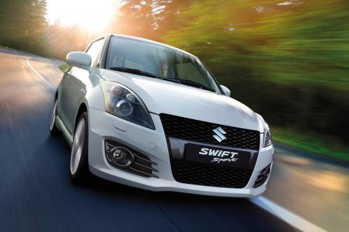2012 Suzuki Swift Sport Цена - £13 500
