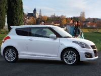 2012 Suzuki Swift Sport, 3 of 5