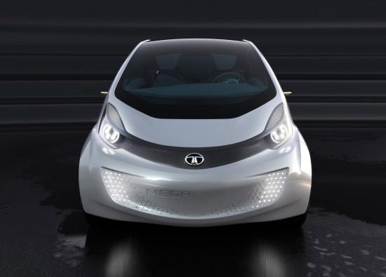 Tata Megapixel Concept