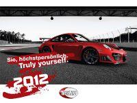 2012 TECHART wall calendar, 1 of 4