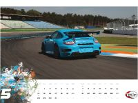 2012 TECHART wall calendar, 2 of 4