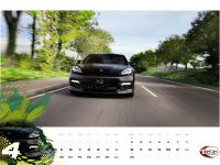 2012 TECHART wall calendar, 3 of 4