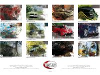 2012 TECHART wall calendar, 4 of 4