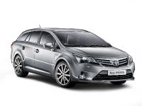2012 Toyota Avensis, 3 of 7