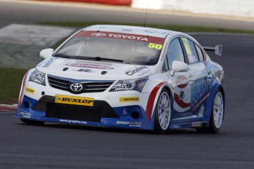 2012 Toyota дизайном гоночных автомобилей