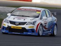 2012 Toyota BTCC Race Cars, 1 of 5