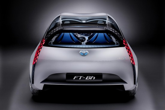 Toyota FT-Bh Concept