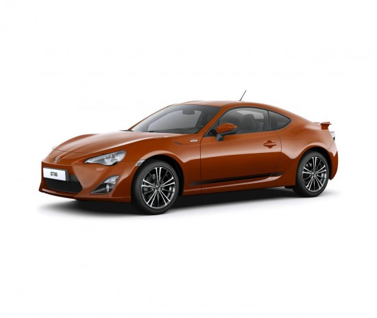 Toyota GT 86 accessories