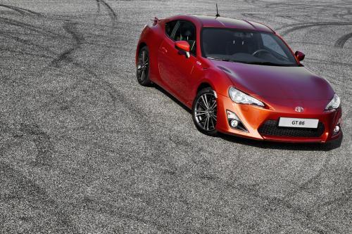 2012 Toyota GT86 - Цена £24 995