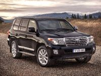 2012 Toyota Land Cruiser V8, 1 of 12
