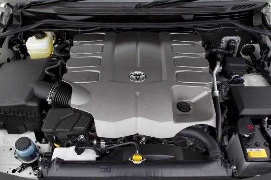 Toyota LandCruiser 200 V8