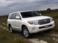 2012 Toyota LandCruiser 200 V8 , 1 of 8