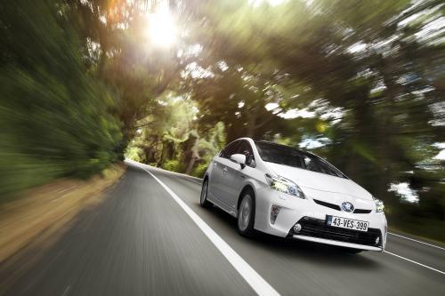 2012 Toyota Prius Цена - £21 350