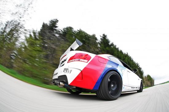 Tuningwerk BMW 1st M RS